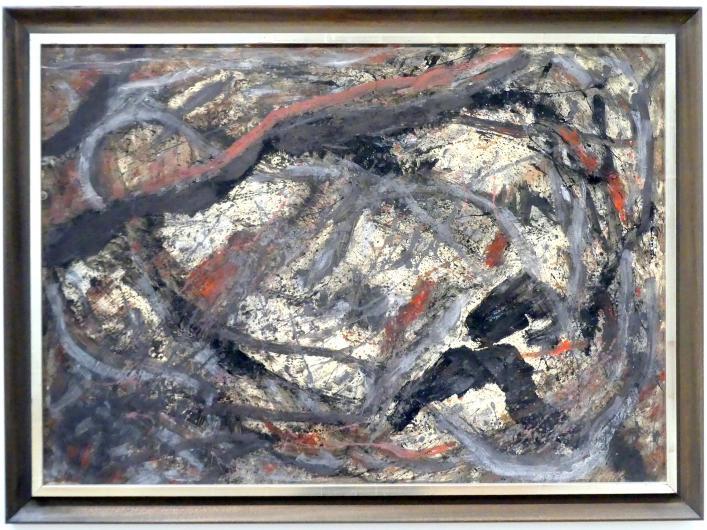 Carl Buchheister: Komposition Ex, 1957