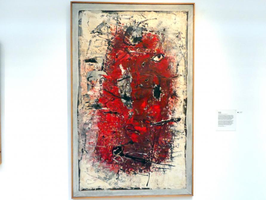 Emil Schumacher: Perabila, 1959
