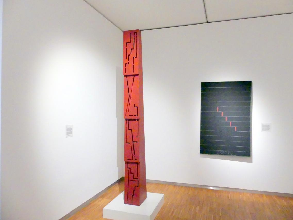 Ingrid Roscheck: Stele, 1984