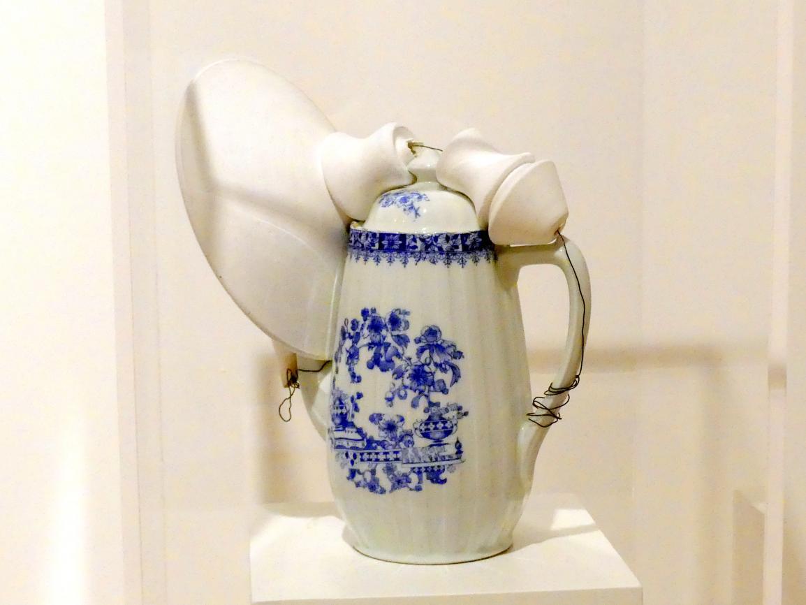 Udo Koch: China Blue Bavaria, 1991