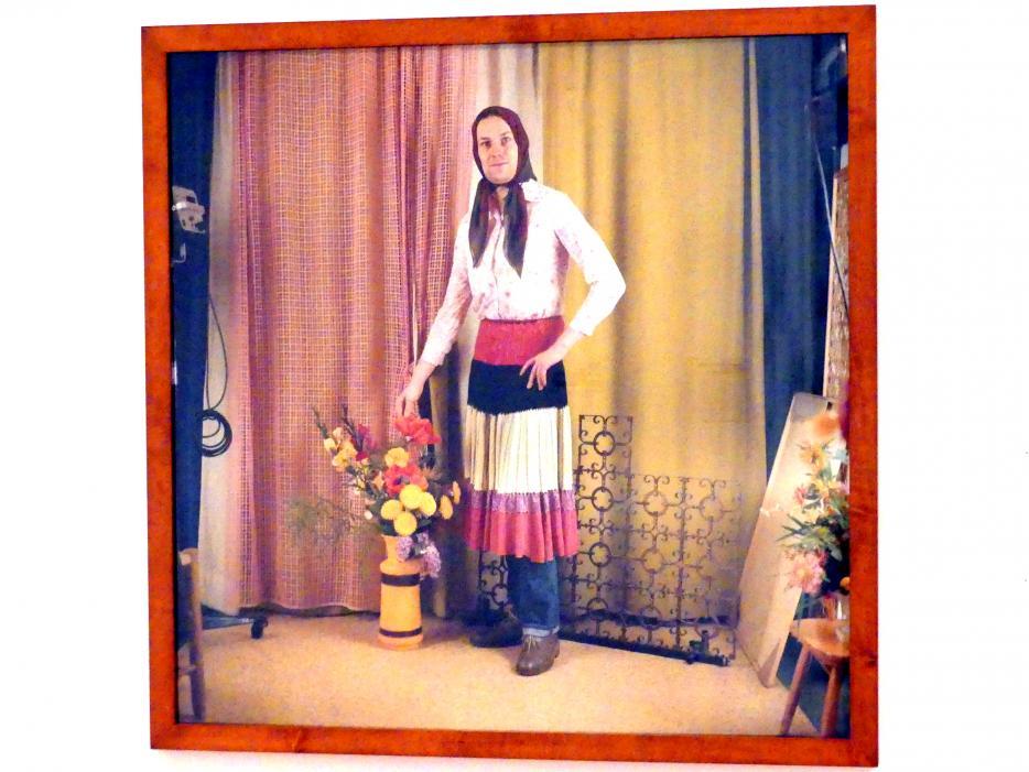 Charlotte Mathesie: Kippenberger bei Mathesie, 1977
