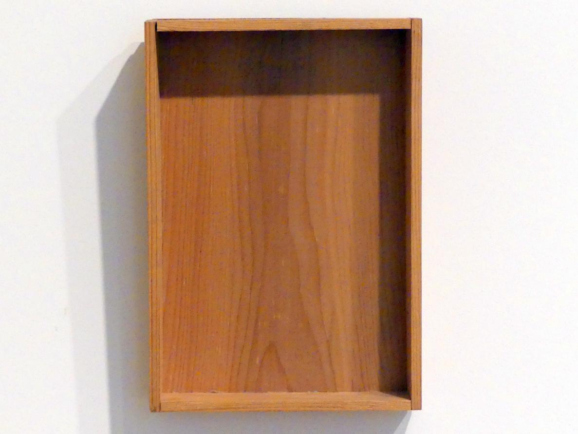 Joseph Beuys: Intuition (...statt Kochbuch), 1968
