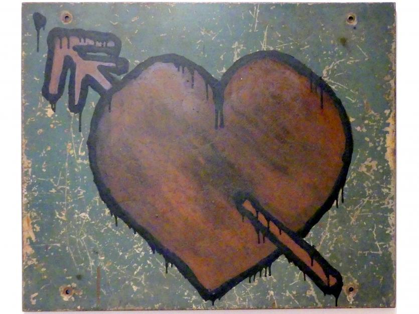 C.O. Paeffgen: Herz auf Blech, 1970