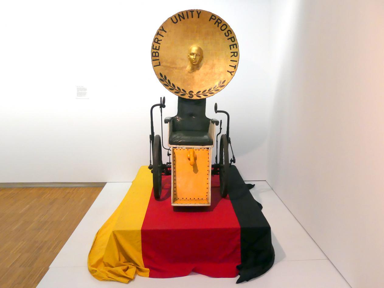 Hans Peter Alvermann: Liberty - Unity - Prosperity, 1965