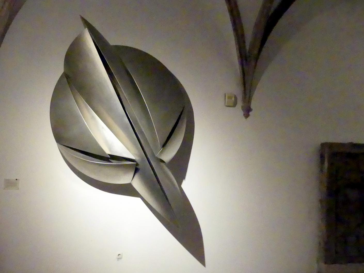 Erich Hauser: Stahlplastik 2/79, 1979