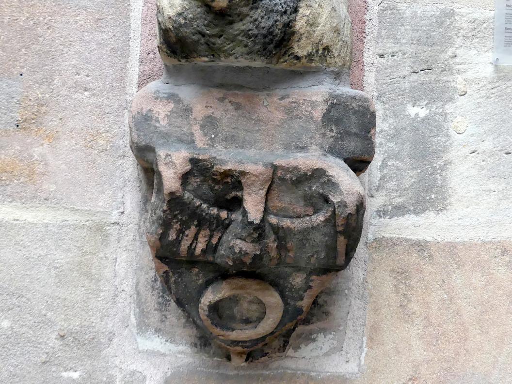 Konsolen, um 1360 - 1370
