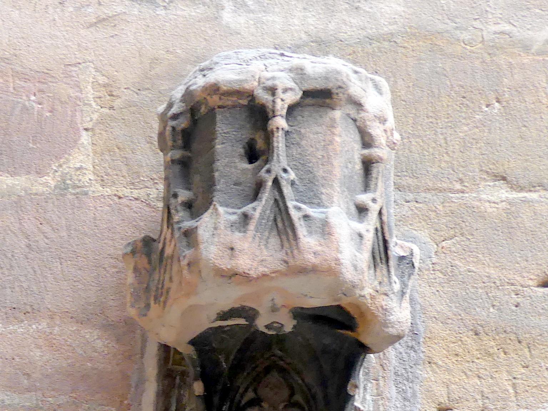 Baldachin, um 1370