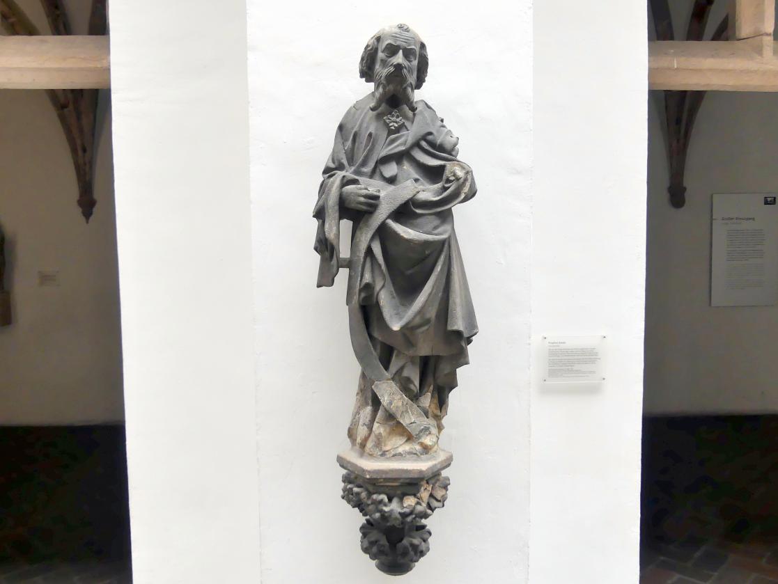 Prophet Jesaja, um 1385 - 1392
