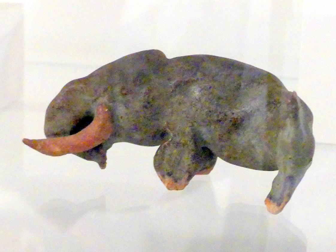 Toni Heinrich: Elefantenwalfisch, um 1970 - 1971