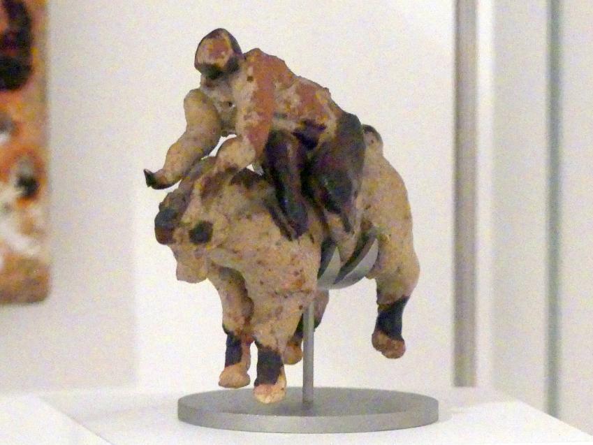 Toni Heinrich: Eselreiter, 1977