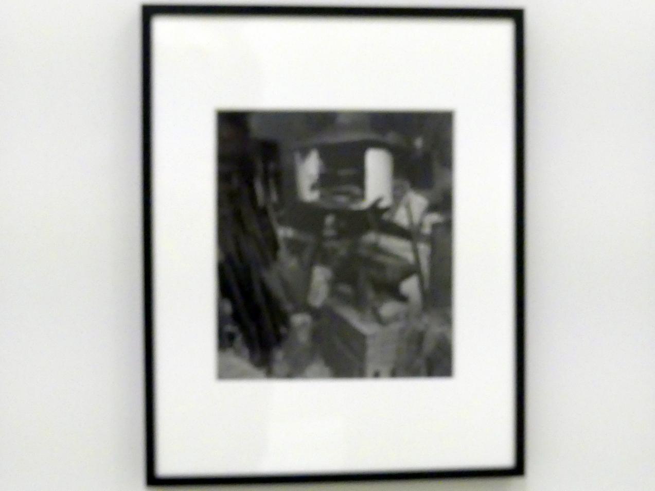 Wayne F. Miller: Constantin Brancusi's studio, 1946