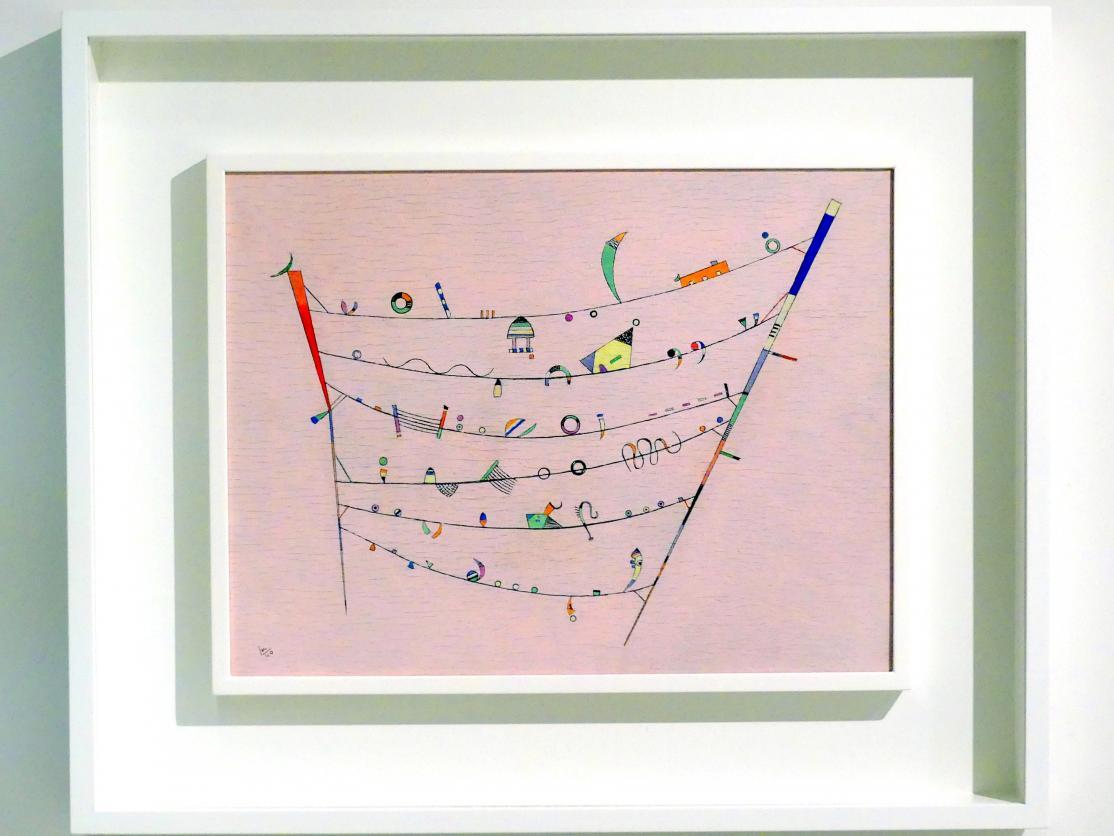 Wassily Kandinsky: Kleine Akzente, 1940