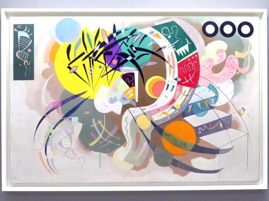 Wassily Kandinsky: Dominante Kurve, 1936