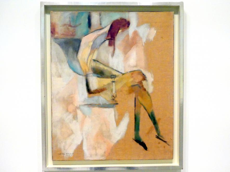 Marcel Duchamp: Über die kleine Schwester, 1911