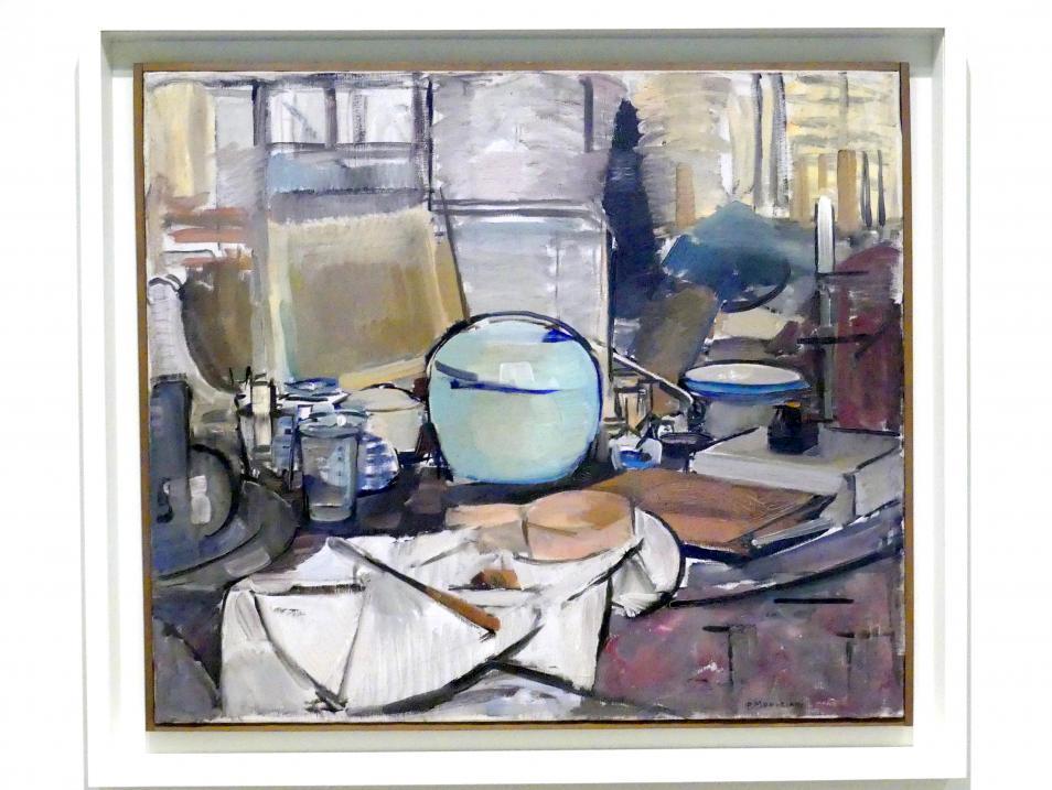Piet Mondrian: Stillleben mit Ingwertopf I, 1911 - 1912