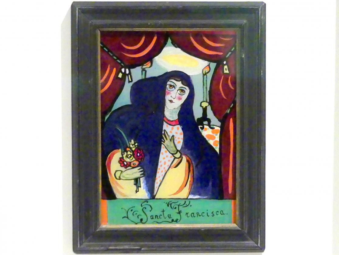 Wassily Kandinsky: Sancta Francisca, 1911