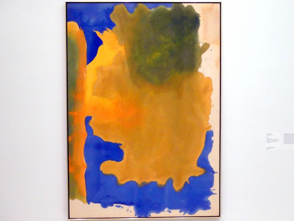 Helen Frankenthaler: Kanal, 1963