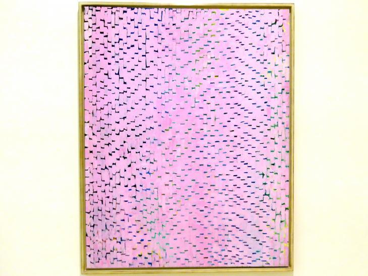 Alma Thomas: Cherry Blossom Symphony, 1972