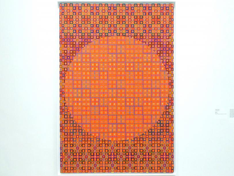 Onosato Toshinobu: Gemälde A, 1961 - 1962