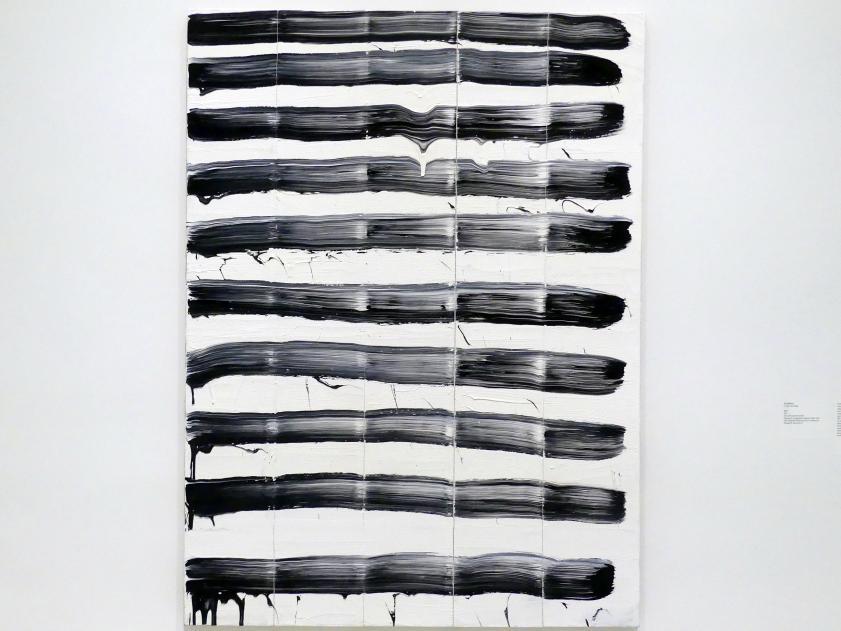David Reed: #90, 1975