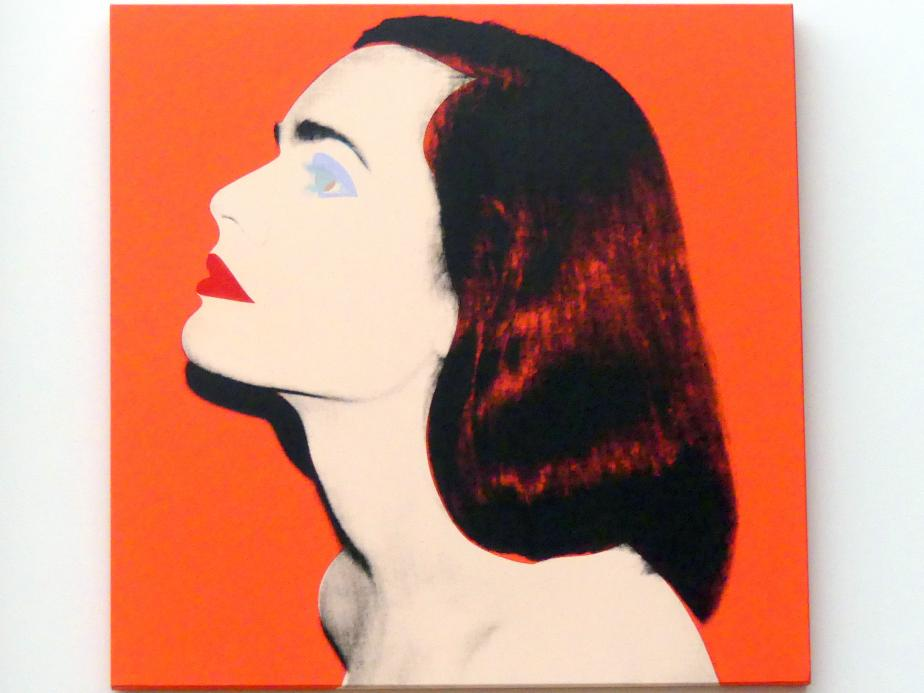 Andy Warhol: Pat Hearn, 1985