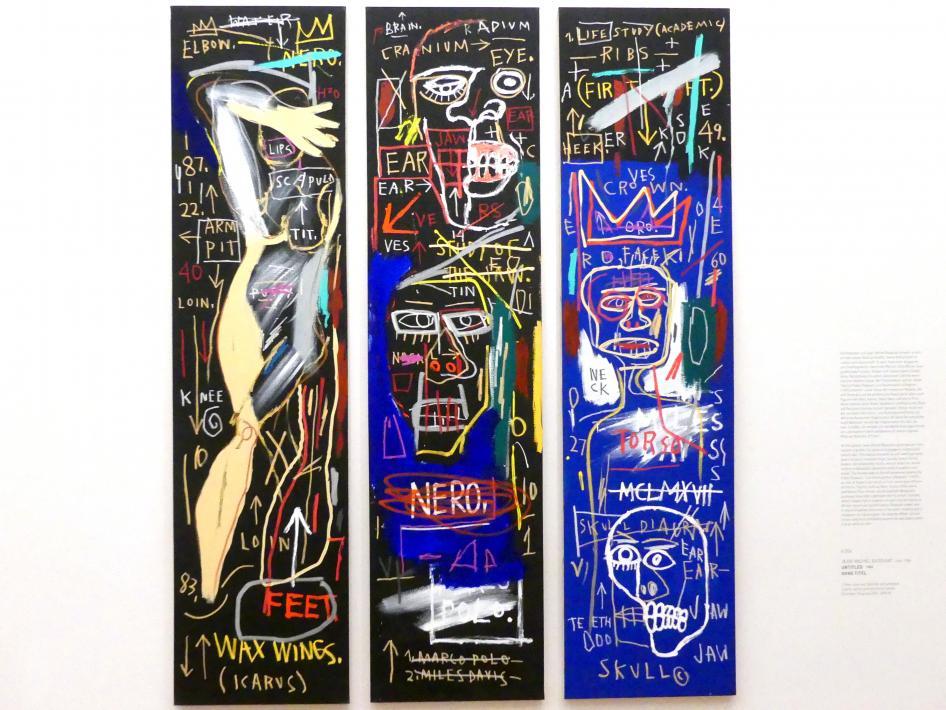 Jean-Michel Basquiat: Ohne Titel, 1983