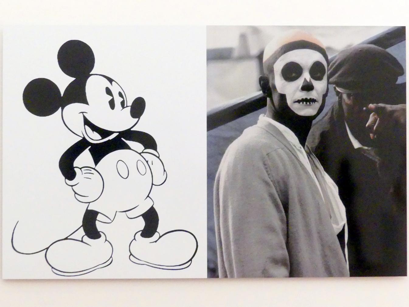Arthur Jafa: Mickey Mouse war ein Skorpion, 2017