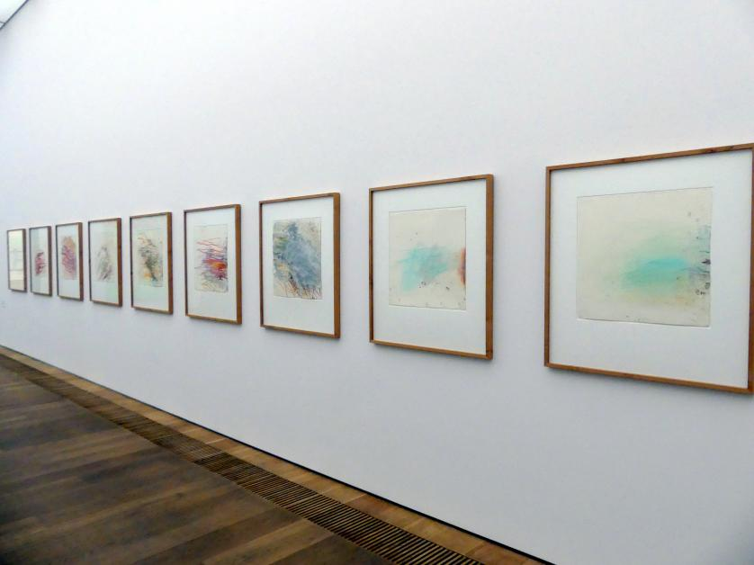 Cy Twombly: Gaeta Set (For the love of fire & water), 1981