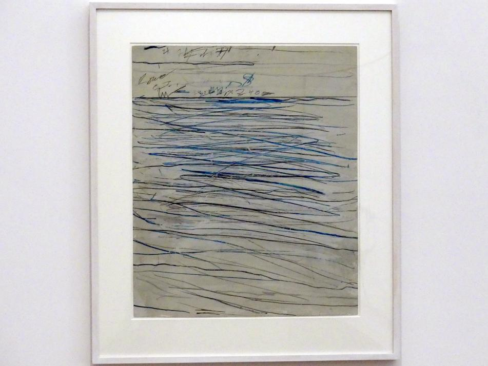 Cy Twombly: Verästelung, 1971