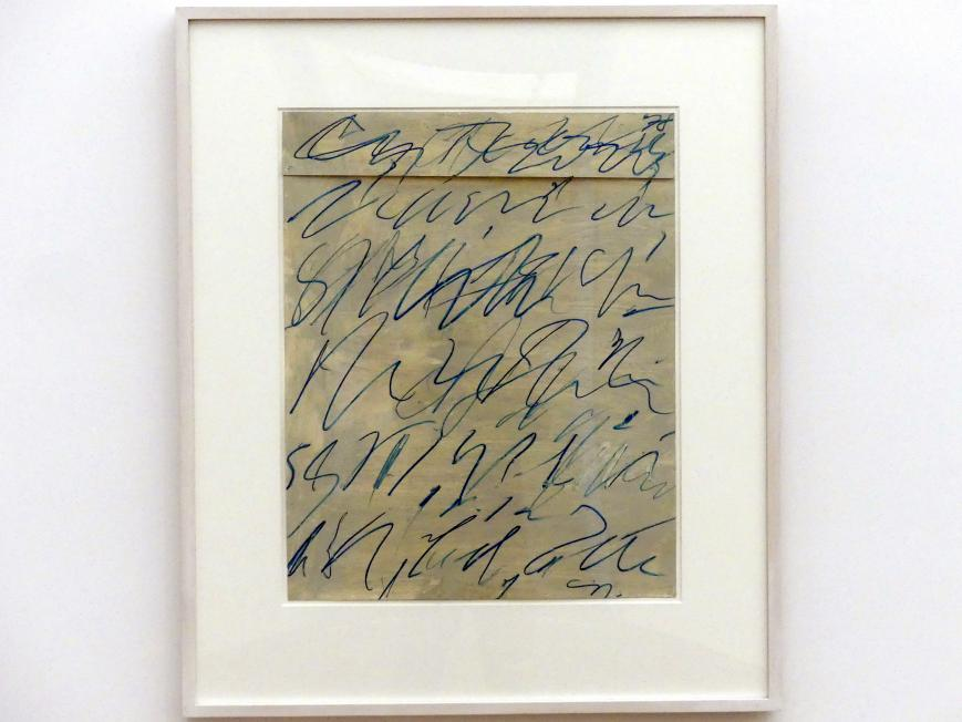Cy Twombly: Ohne Titel, 1970