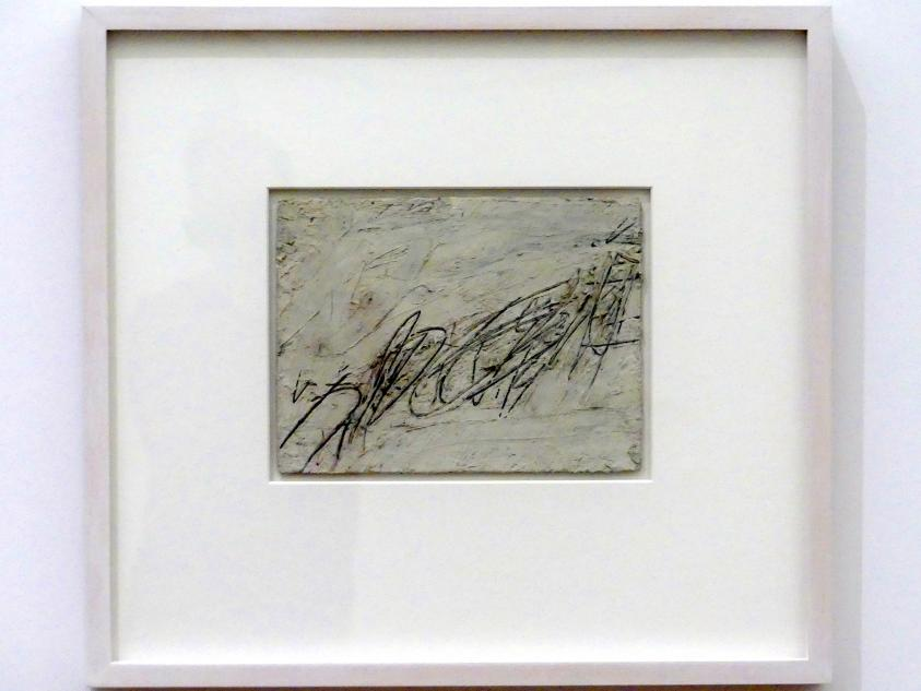 Cy Twombly: Ohne Titel, 1957