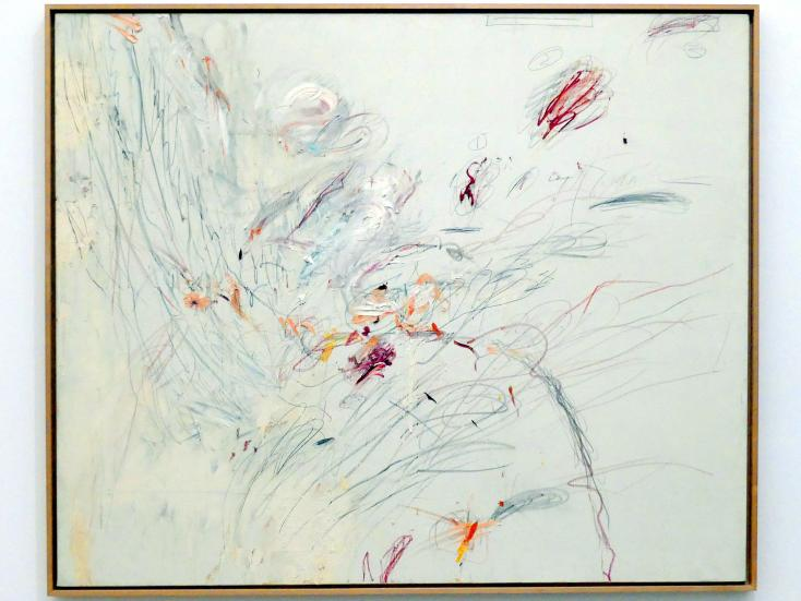 Cy Twombly: Ohne Titel (Rom), 1962