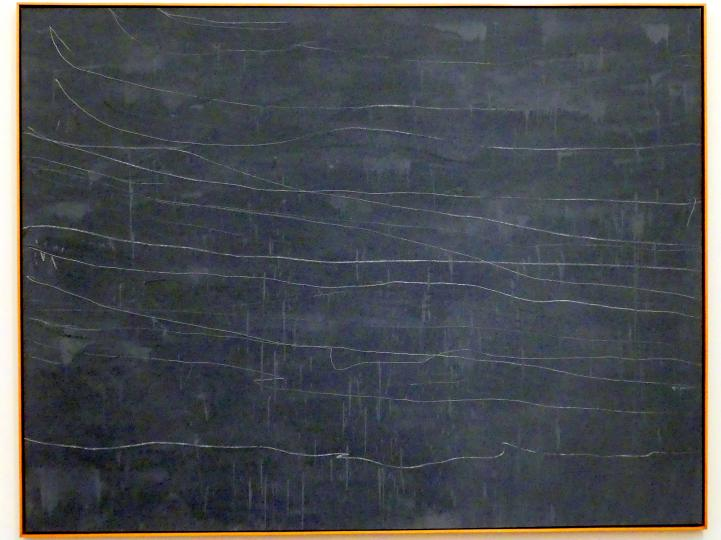 Cy Twombly: Ohne Titel (New York City), 1968