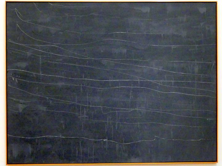 Cy Twombly: Ohne Titel (New York City), 1968