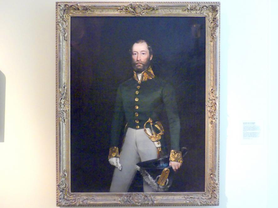 Ferdinand von Rayski: Alexander Graf von Einsiedel, 1847