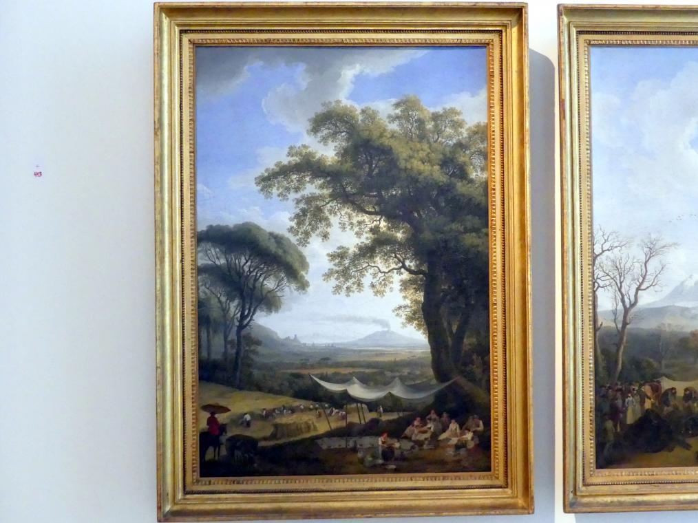Jakob Philipp Hackert: Der Sommer, 1784
