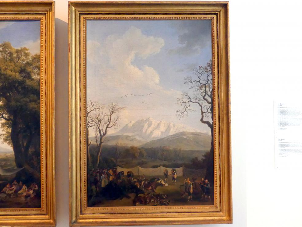 Jakob Philipp Hackert: Der Winter, 1784