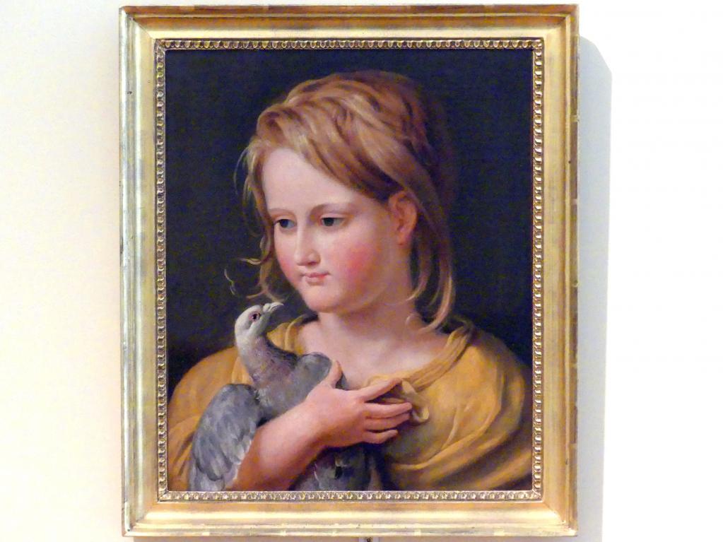 Johann Friedrich August Tischbein: Die Tochter Ernstine, um 1810