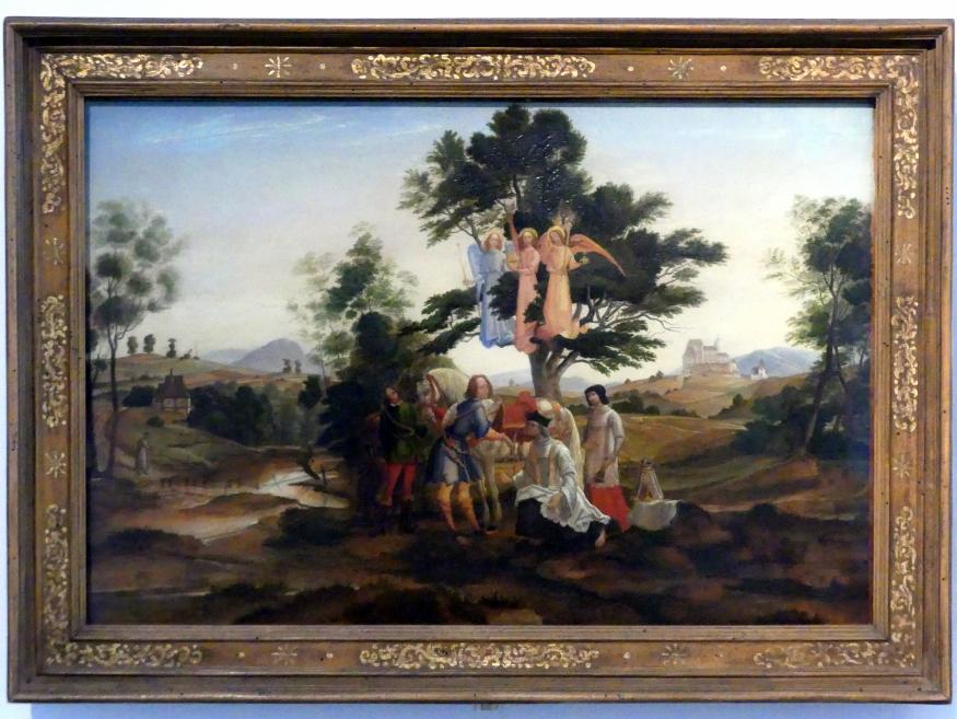 Ferdinand Johann von Olivier: Der Graf von Habsburg, Undatiert