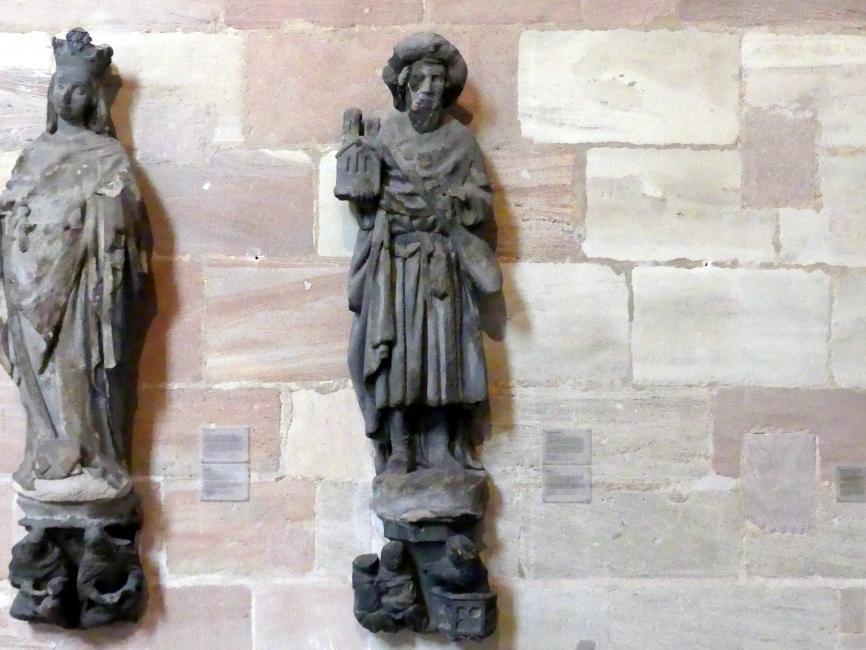 Heiliger Sebaldus, um 1440 - 1450