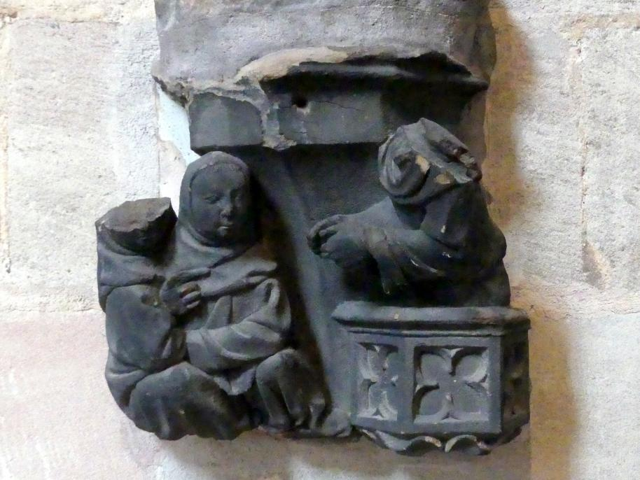 Konsole, um 1370