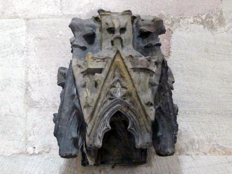 Baldachin, um 1315 - 1320