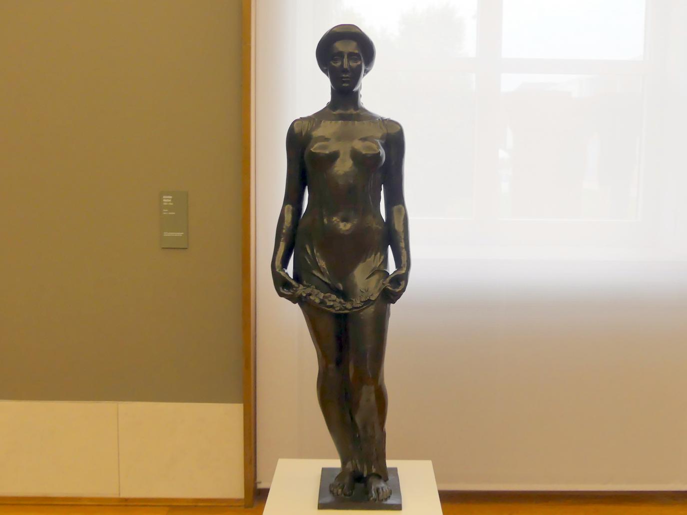 Aristide Maillol: Flora, um 1910 - 1912