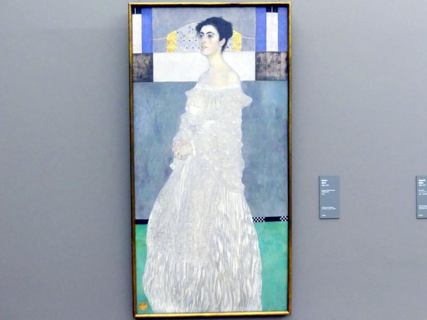 Gustav Klimt: Margaret Stonborough-Wittgenstein, 1905
