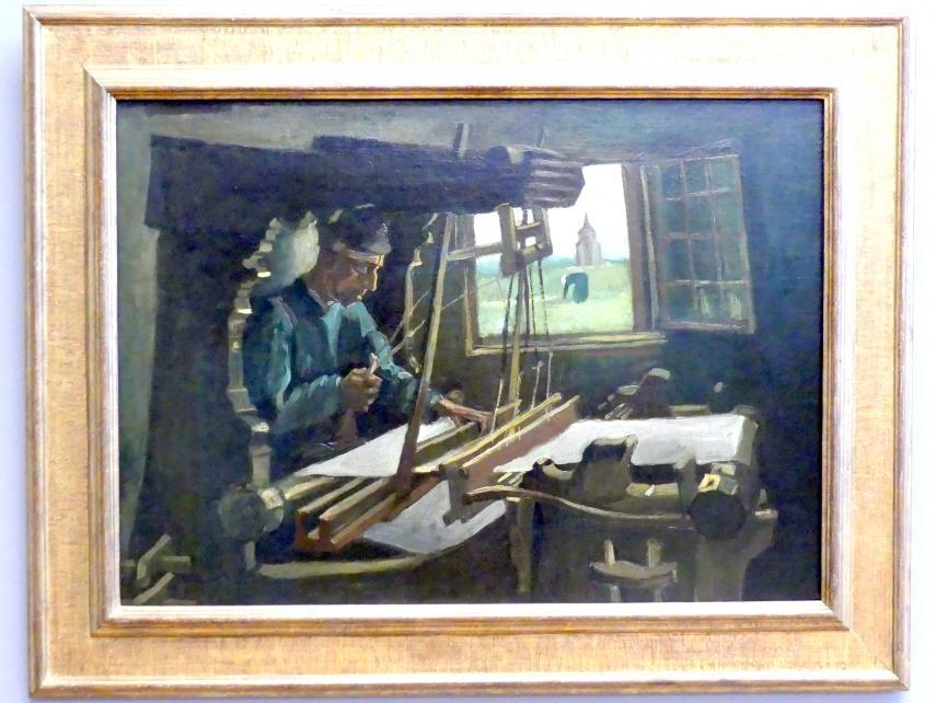 Vincent van Gogh: Der Weber, 1884