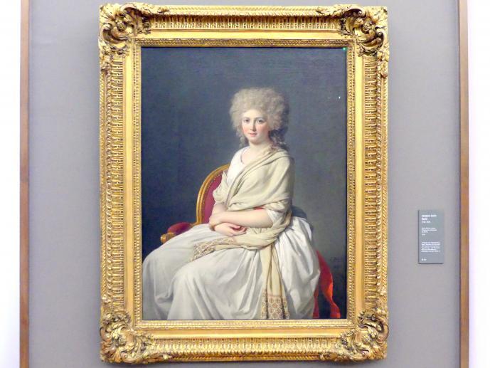 Jacques-Louis David: Anne-Marie-Louise Thélusson, Comtesse de Sorcy, 1790