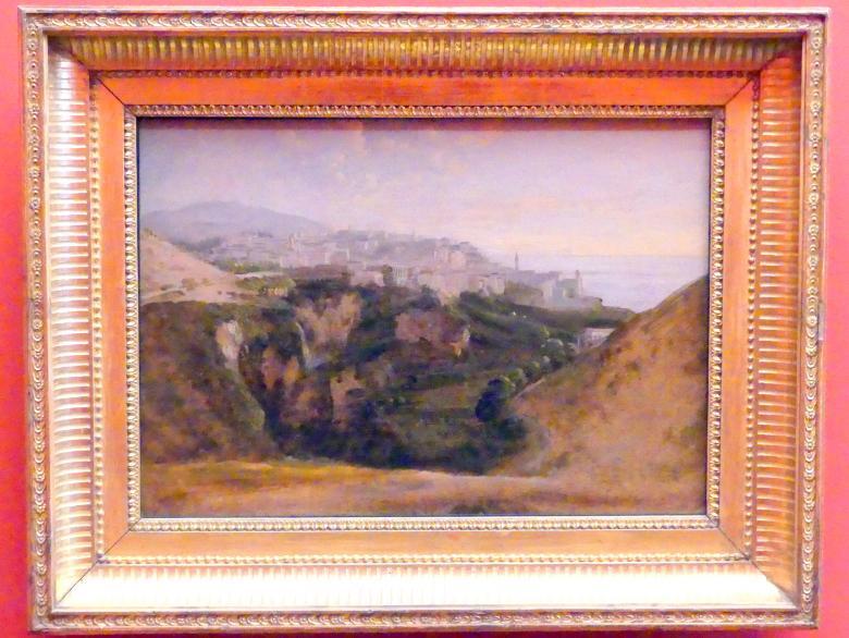 Johann Georg von Dillis: Tivoli, um 1830 - 1832