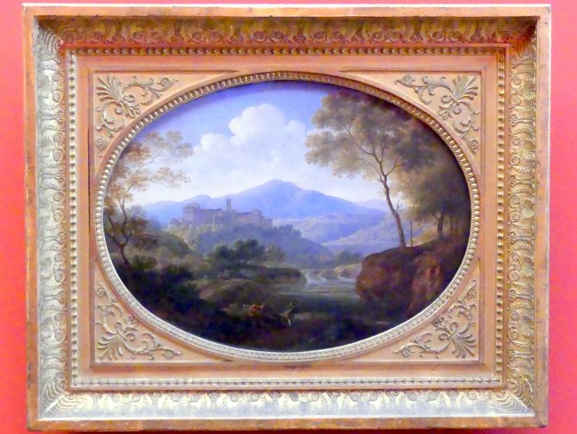 Johann Georg von Dillis: Grottaferrata in Rom, um 1796 - 1797