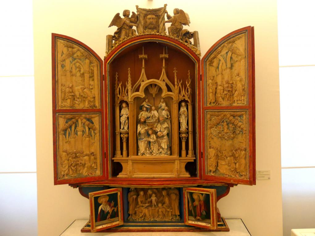 Marienaltar, um 1520
